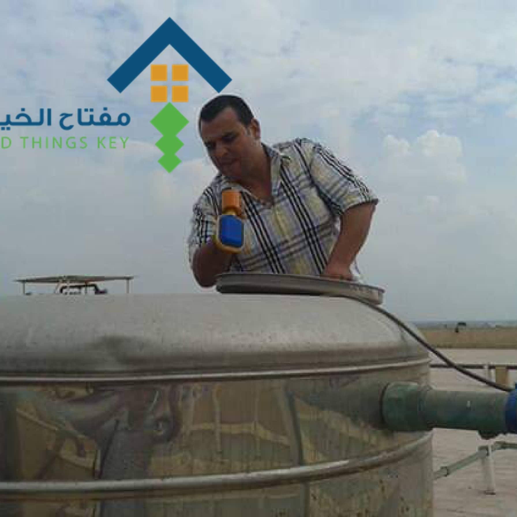 أفضل شركات تنظيف خزانات مياه بالرياض رخيصة