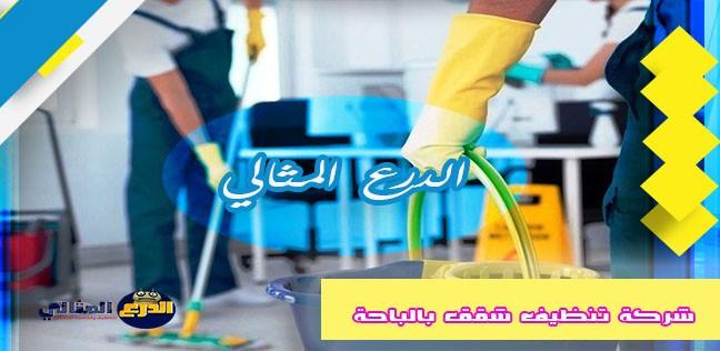شركة تنظيف شقق بالباحةشركة تنظيف شقق بالباحة