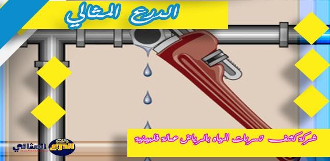 شركة كشف تسربات المياه بالرياض عمالة فلبينية